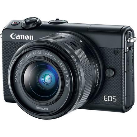 Kompaktní fotoaparát s vyměnitelným objektivem Canon EOS M10 + 15-45mm STM (rozbaleno)