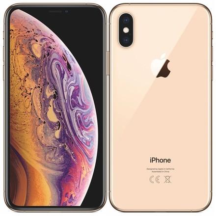 Mobilní telefon iPhone XS 64GB Gold
