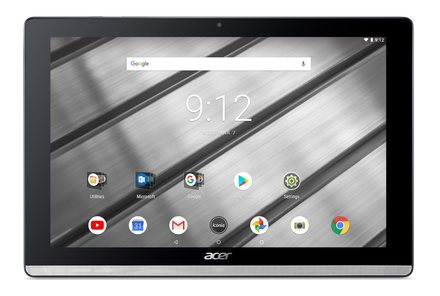 Dotykový tablet Acer Iconia One 10 - 10''/MT8167A/16GB/2G/IPS FullHD/Android 8.1 stříbrný (NT.LEWEE.005)