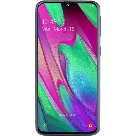 Mobilní telefon Samsung Galaxy A40 Dual Sim - Black