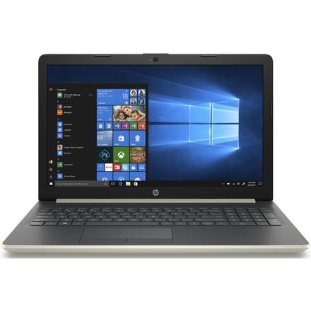 """Notebook 15,6"""" HP 15-db1603nc R3-3200U, 8GB, 1TB, 15.6"""", Full HD, DVD±R/ RW, AMD Radeon 530, 2GB, BT, CAM, W10 Home - zlatý (8NE82EA)"""