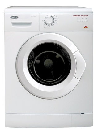 Pračka s předním plněním Goddess WFE1015M8