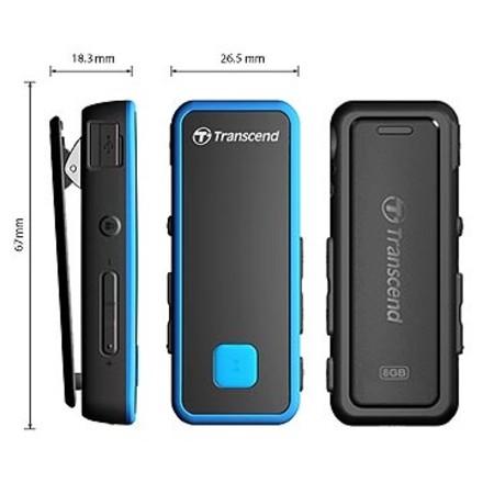 MP3 přehrávač Transcend MP 350