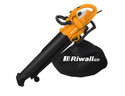 Vysavač/foukač s elektrickým motorem Riwall REBV 3000
