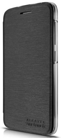 Pouzdro na mobil Alcatel OneTouch 5042D POP 2 Flip pouzdro, Black