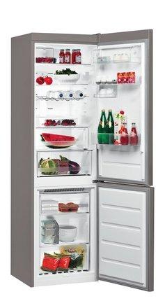 Kombinovaná chladnička Whirlpool BSNF 8452 OX