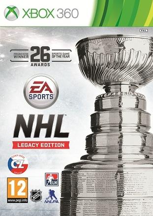 Hra pro Xbox 360 EA NHL 16 XBOX