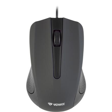 Počítačová myš Yenkee YMS 1015BK USB Suva černá
