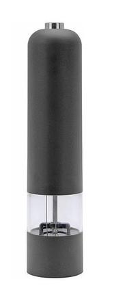 Elektrický mlýnek na pepř Excellent KO 170416030cern, 22 cm, černý