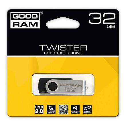 USB Flash disk Goodram FD 32GB TWISTER USB 2.0