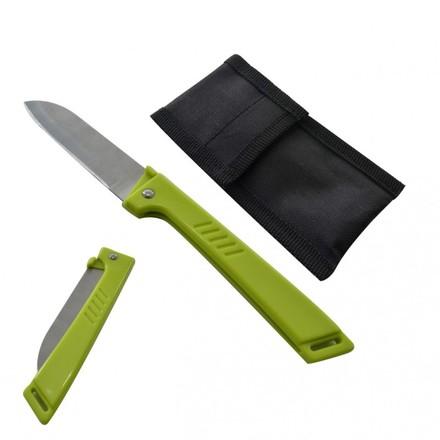 Nůž skládací Orion Nůž skládací nerez/UH+pouzdro (831103)