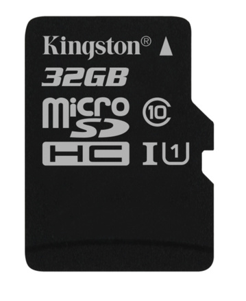Paměťová karta Kingston MicroSDHC 32GB CL10 SP SDC10G2