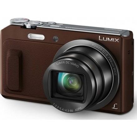 Kompaktní fotoaparát Panasonic DMC TZ57EP-T