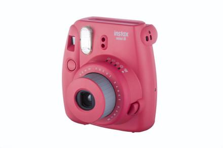 Kompaktní fotoaparát FujiFilm Instax MINI 8 raspberry