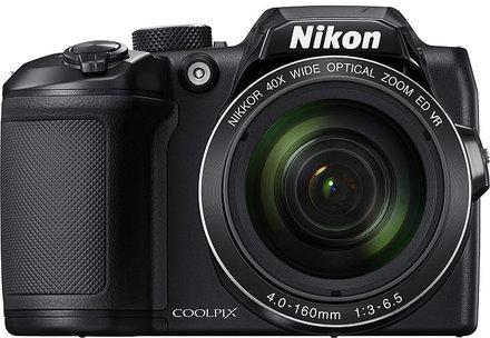 Kompaktní fotoaparát Nikon Coolpix B500 Black