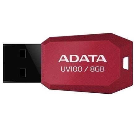 USB Flash disk A-Data UV100 8GB USB 2.0 - červený