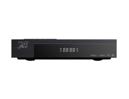 Satelitní přijímač Zircon Jazz satelitní Full HD Skylink ready