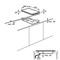 Sklokeramická varná deska Electrolux EHF3920BOK (1)