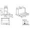 Výsuvný odsavač par Electrolux EFP60460OX (1)