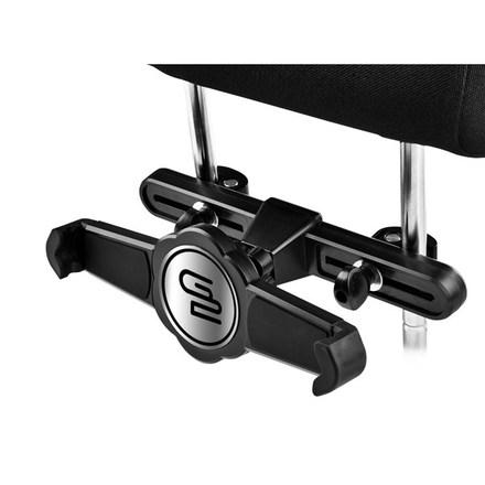 Držák na tablet GoGEN TCH 640 univerzální na sklo i opěrku - černý