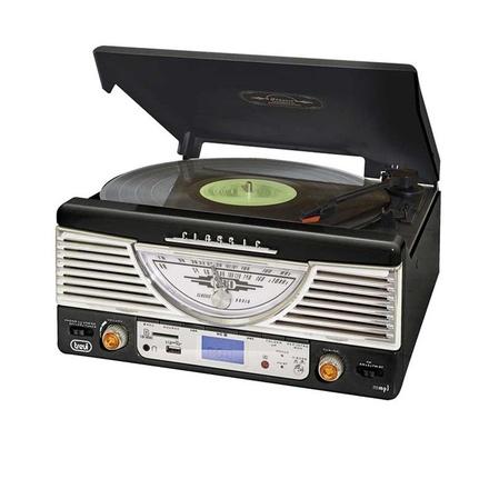 Gramofon Trevi TT 1062/BK