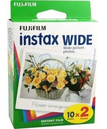 Filmový materiál FujiFilm instax mini glossy (10x2/PK)