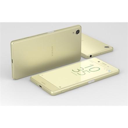 Mobilní telefon Sony Xperia X F5121 Lime gold