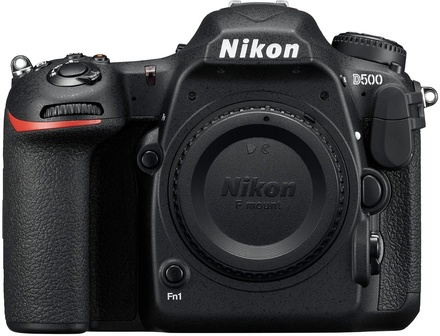 Digitální zrcadlovka Nikon D500 body