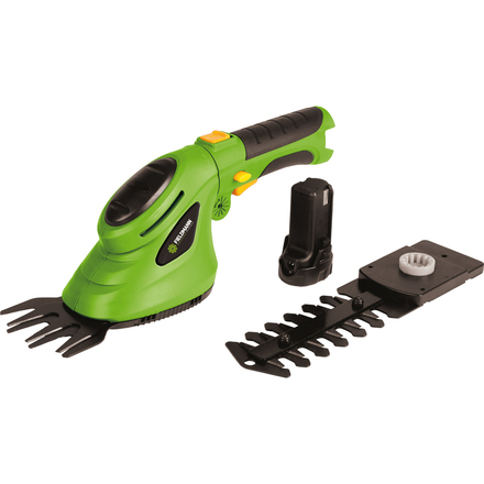 Aku nůžky na trávu a keře Fieldmann FZN 4101-A