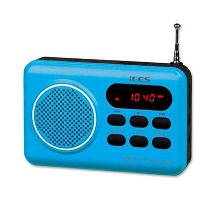 Radiopřijímač Lenco IMPR 112 Blue