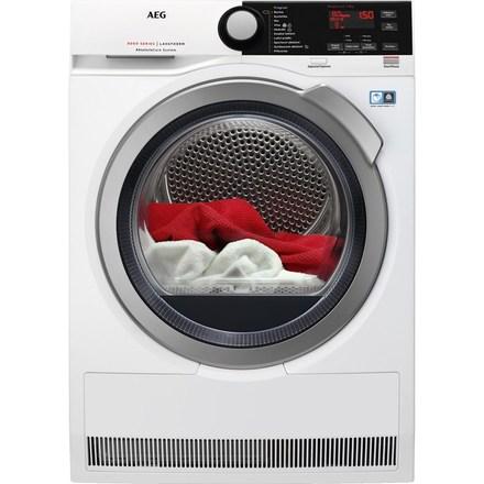 Sušička prádla AEG T8DBE48SC AbsoluteCare®
