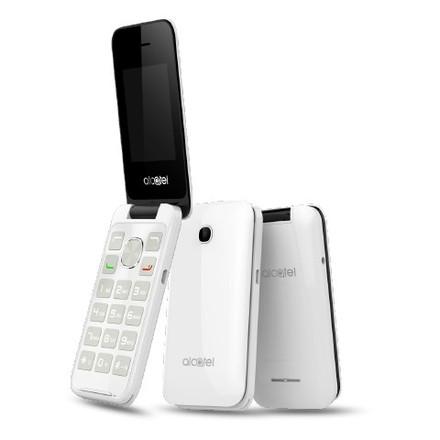 Mobilní telefon Alcatel 2051D Pure White