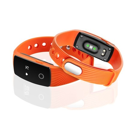 Fitness náramek GoGEN SB102O oranžový