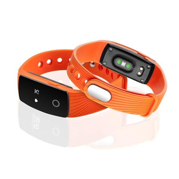 Fitness náramek GoGEN SB102O oranžový Doprava zdarma. Akce Zlevněno cb354eeb9e